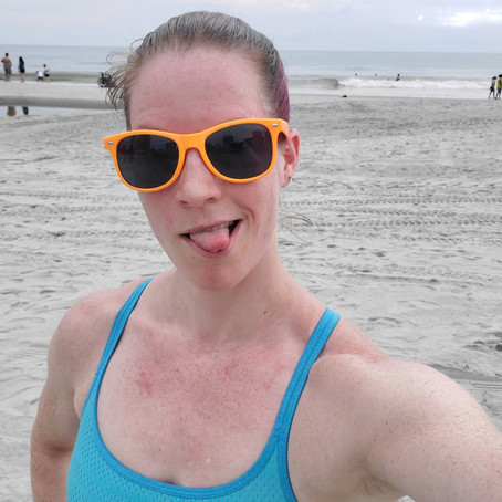Working out on vacation: Part Three
