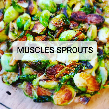 How To Make These Brussels Sprouts