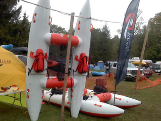 Independent review of Beaver-2  by expert paddler Ed Powers