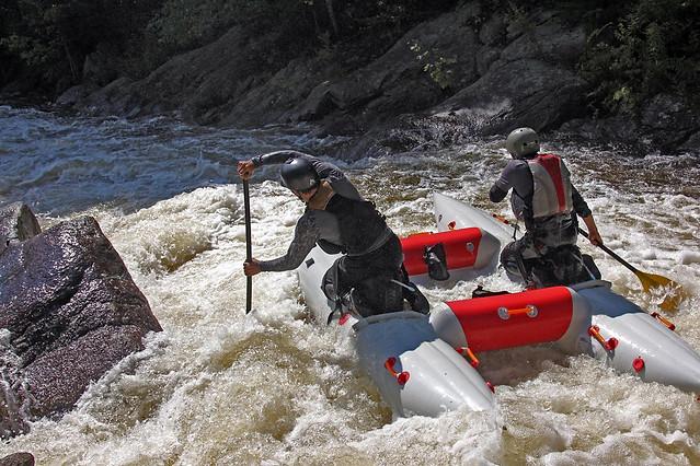 Shredder raft for sale