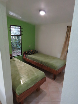 Green cabina - bedroom 2