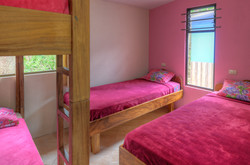Pink cabina - bedroom 2