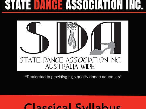 CD- Classical Ballet