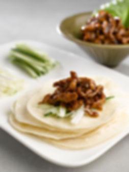 Handmade-Popiah-with-Shredded-Lean-Pork-