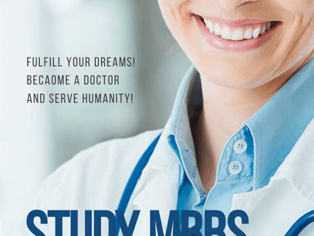 Why Study MBBS in China?