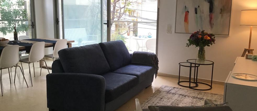 Lounge cum dining room