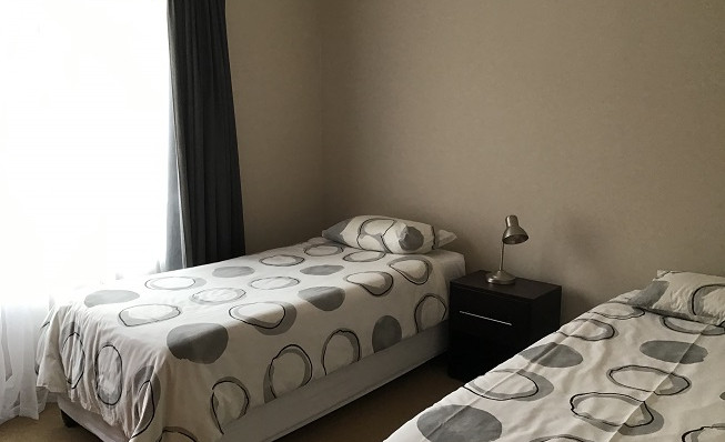 Second fully furnished bedroom