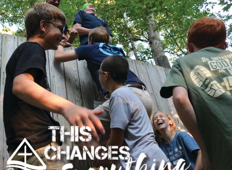 Community in Christ changes everything