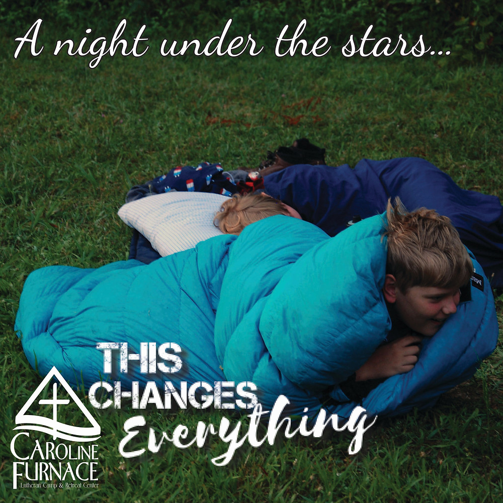 A night under the stars...This Changes Everything
