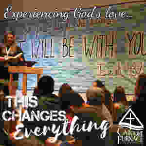 Experiencing God's love...This Changes Everything