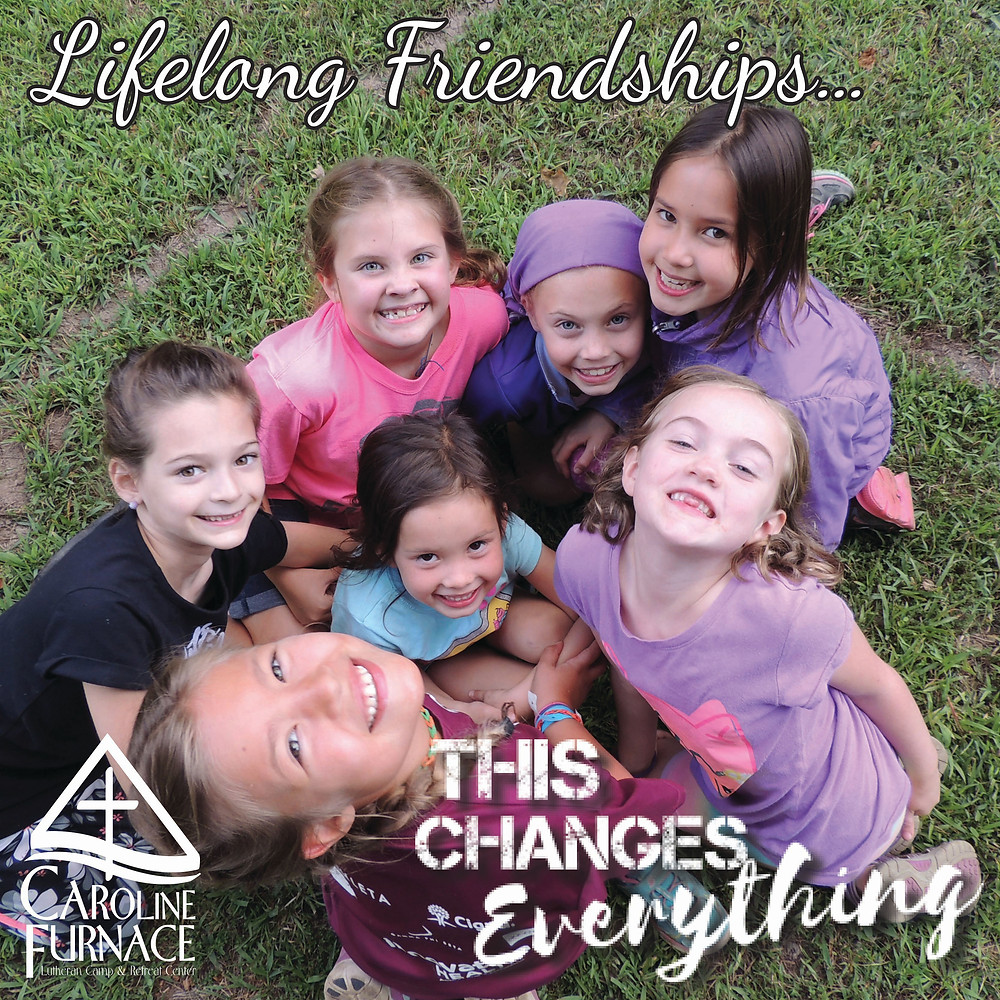 Lifelong friendships...This Changes Everything
