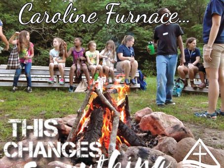 A week at Caroline Furnace changes everything