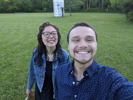 Meet our Program Directors, Andy and Caroline!