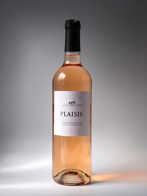 Plaisir - Rosé - 75cl