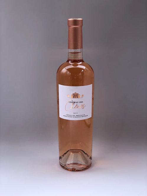 Château des Chênes- Rosé 2019 - 75cl
