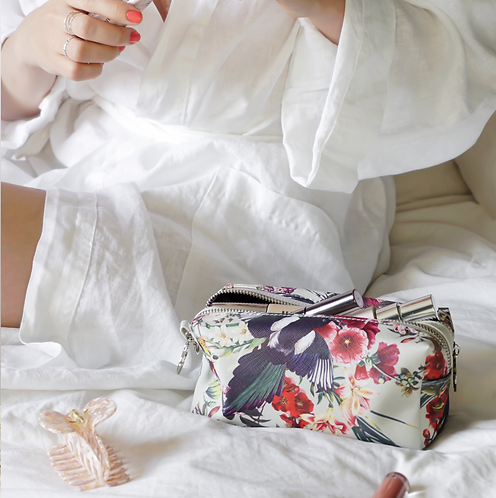 Essential Wash Bag | Treasure Garden