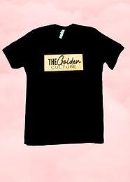 The Golden Culture Logo Tee