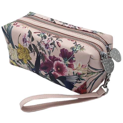 Treasure Garden Makeup Pouch