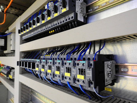 Betriebserweiterung der Elektro Eimers GmbH