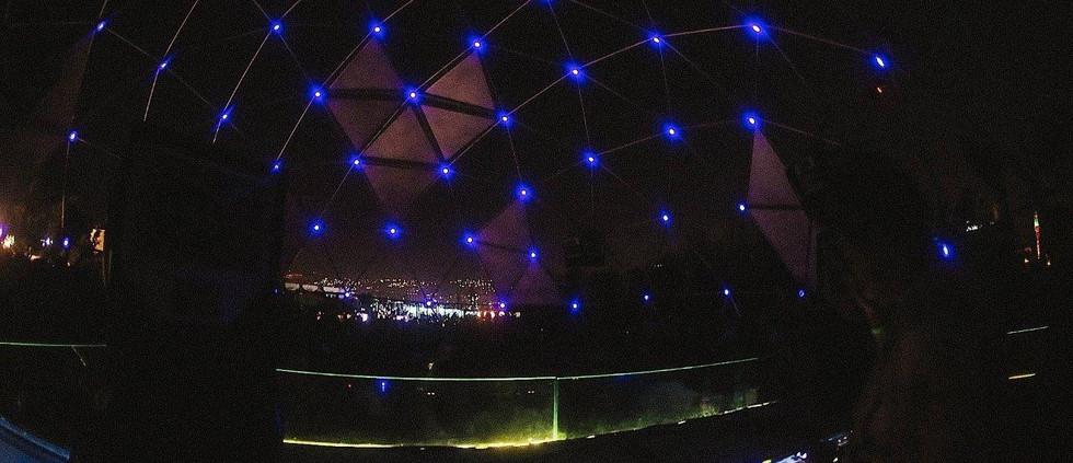 The Garten Dome lighting   Beirut - Lebanon