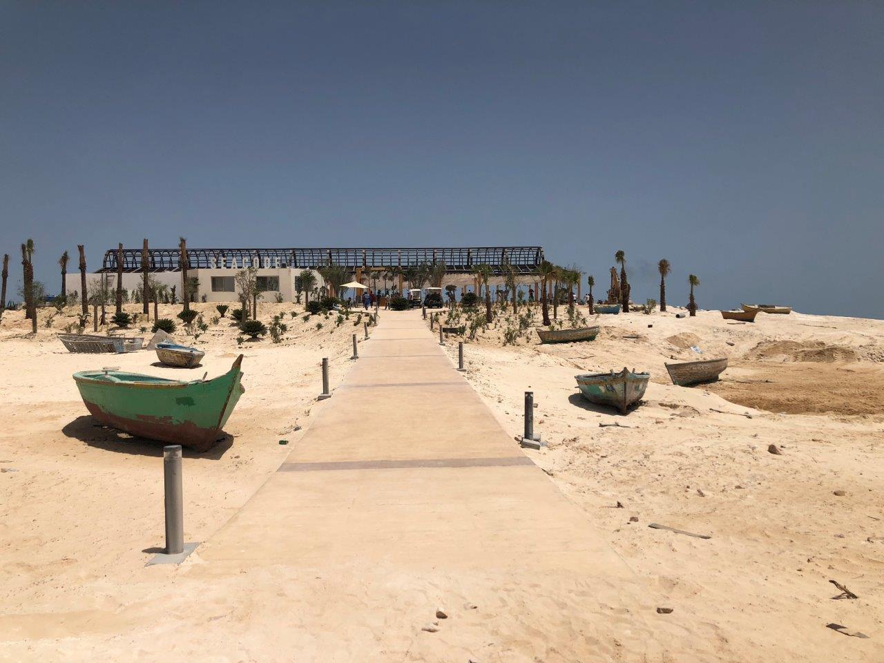 Seacode beachclub | North Alamein - Egypt