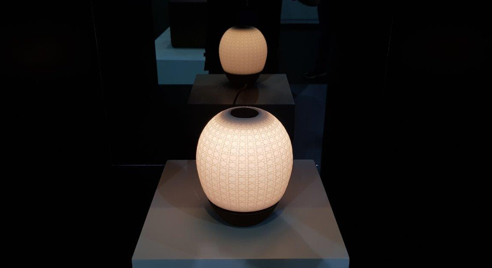 Moodi   Bedside dimmable lamp