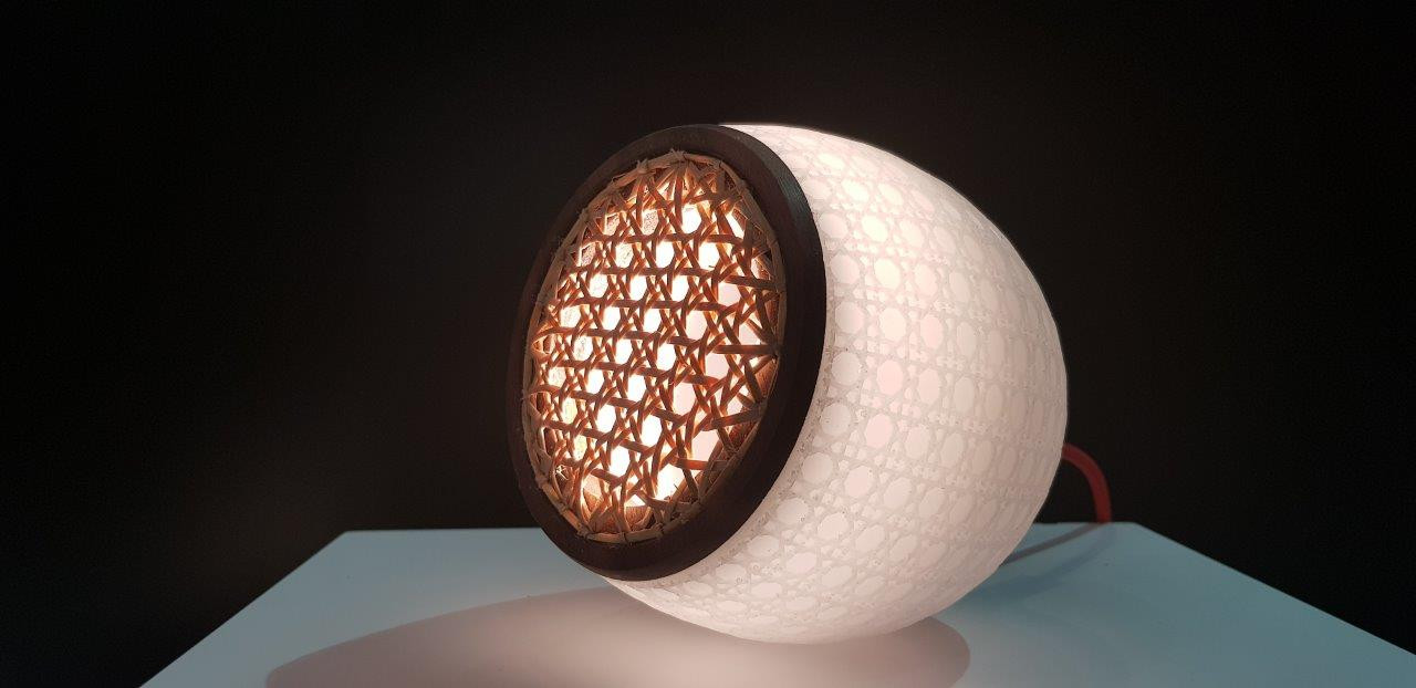 Badoo | Rechargeable portable lamp