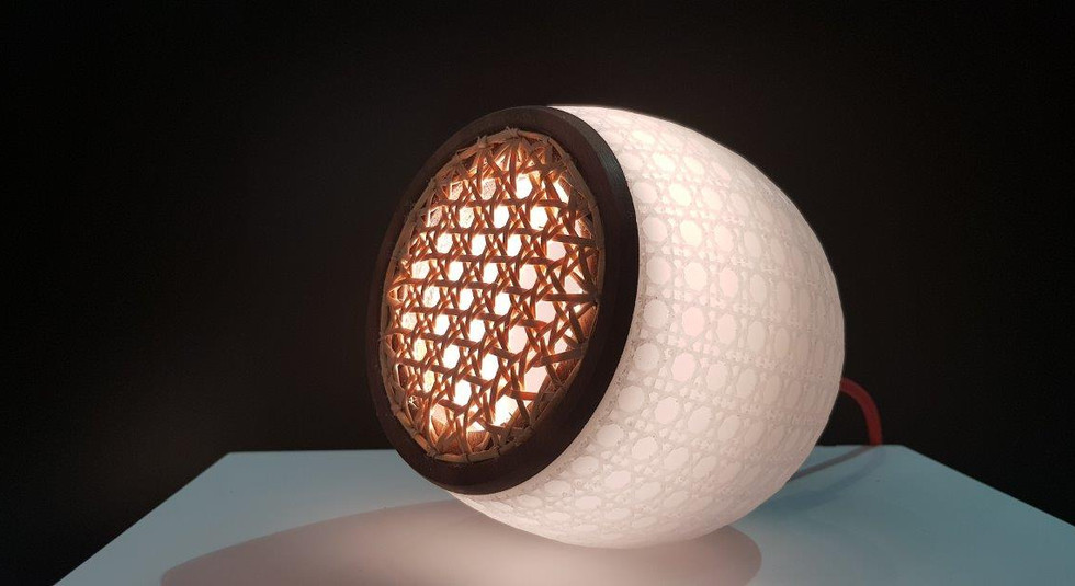 Badoo   Rechargeable portable lamp