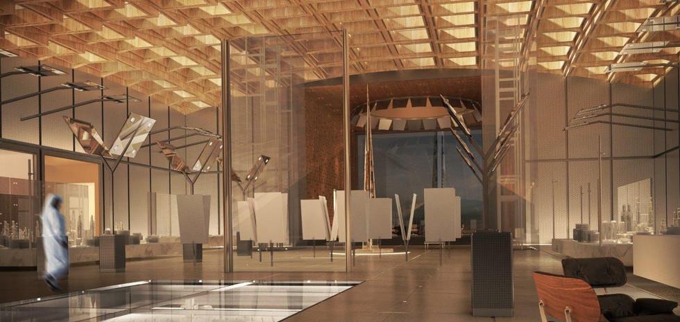 JEC Sales Center - Kingdom Tower | Architectes Anonymes | Jeddah - Saudi Arabia