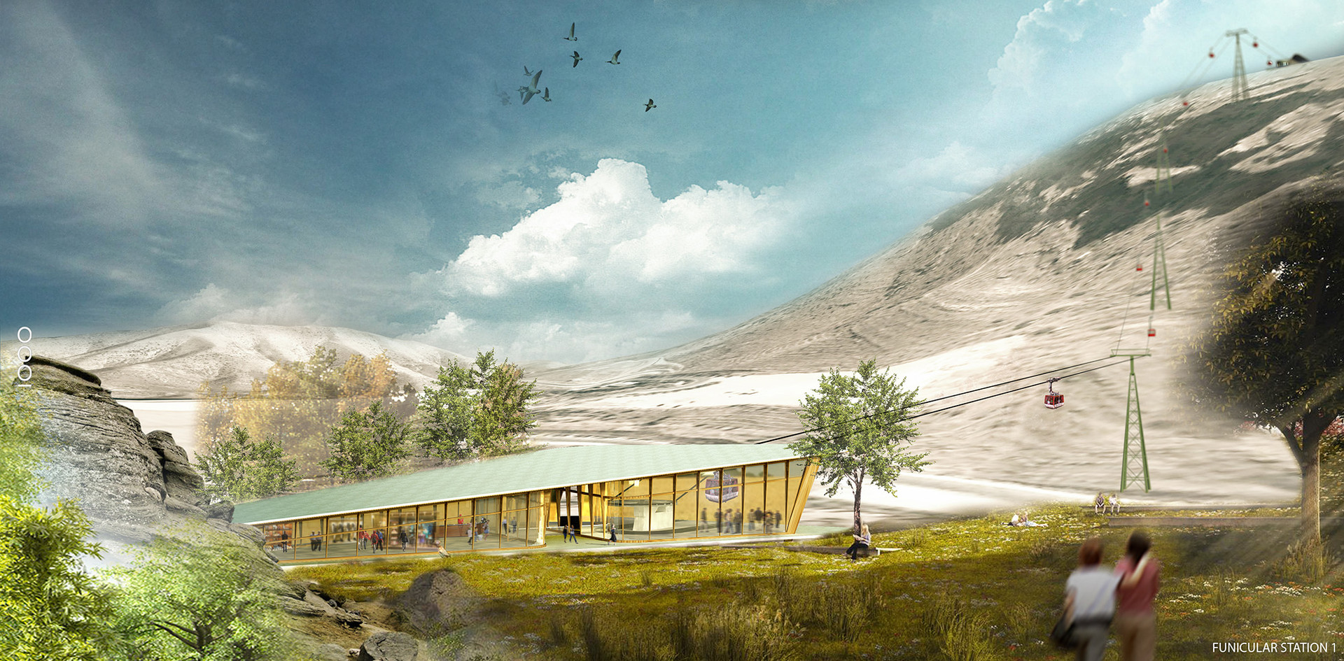 Sheda View - Touristic Complex | 1000 years old architecture workshop | Dohuk - Kurdistan