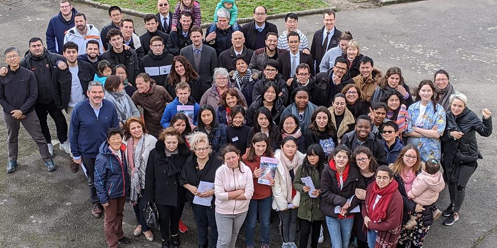 Conférence des jeunes francophones