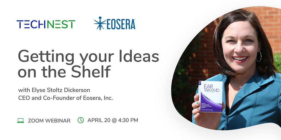 Getting your Ideas on the Shelf