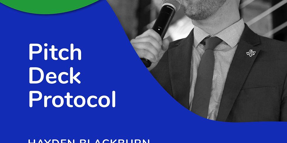 TechNest: Pitch Deck Protocol