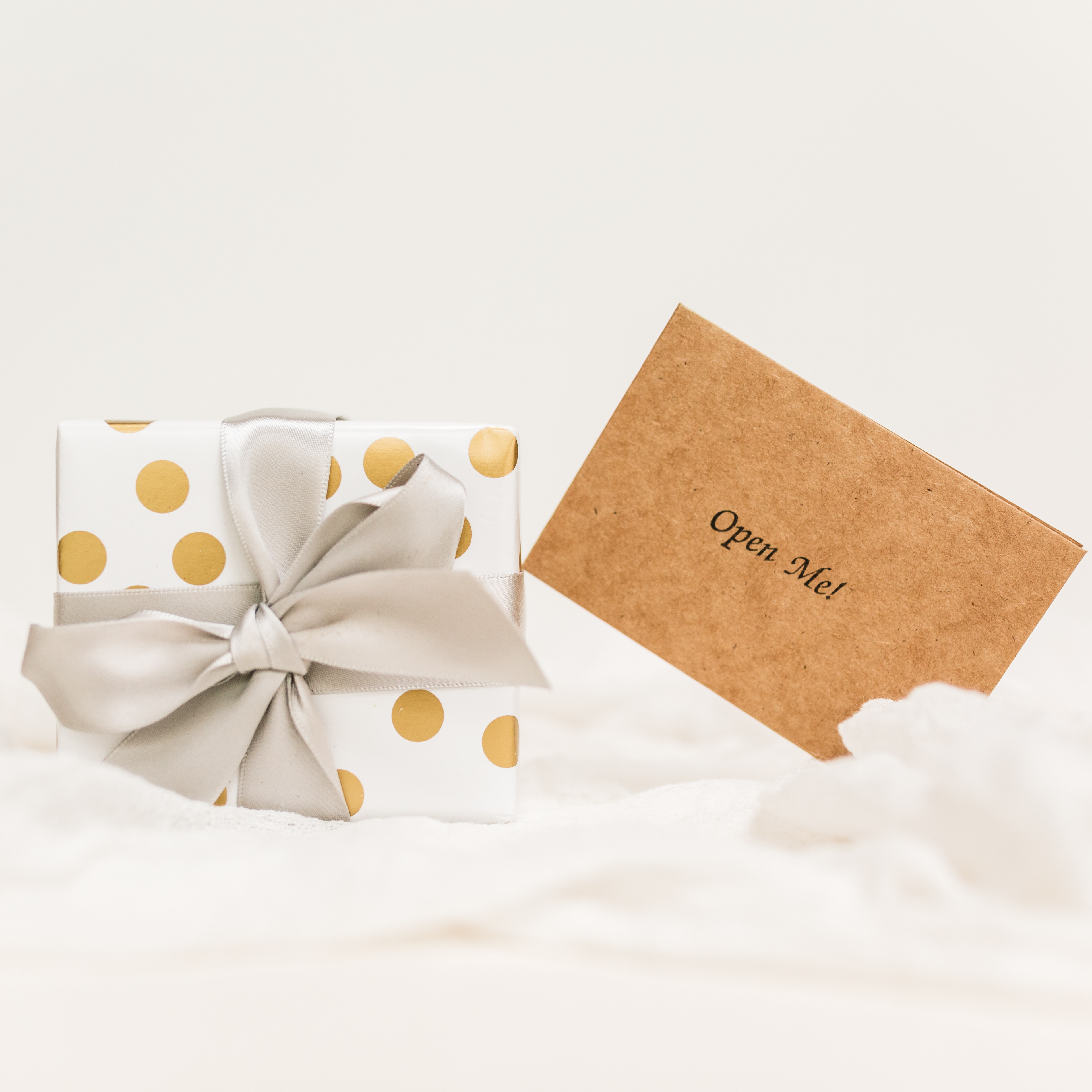 Open Me! Gift Wrap