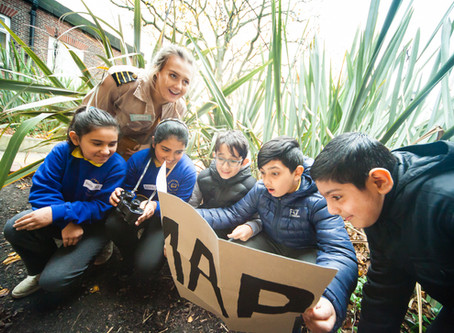 Story Makers Company: Working with children to make stories that matter