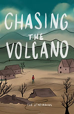 Chasing the Volcano book cover