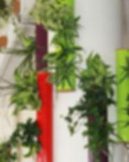 colonne-vegetale-laquee-brun-pale-39x9x6