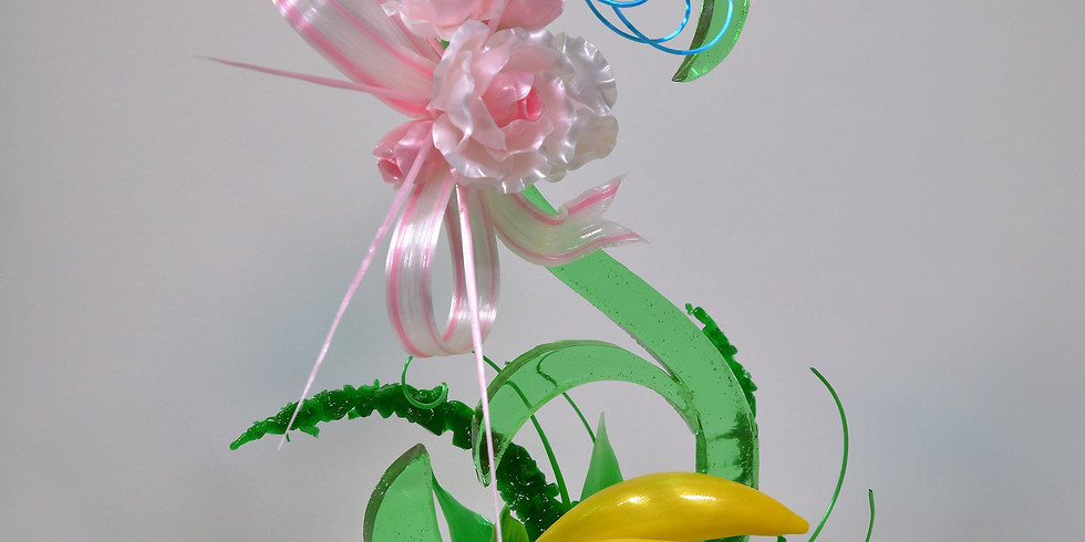 EPISODE 2 - Professional Development: Sugar Art Center-Piece Creation Masterclass