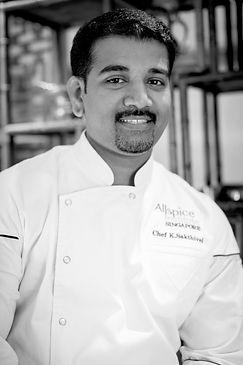 Allspice Chef Sakthi