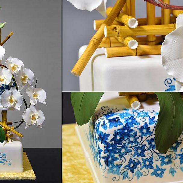 EPISODE 1 - Professional Development: Cake Decoration Masterclass