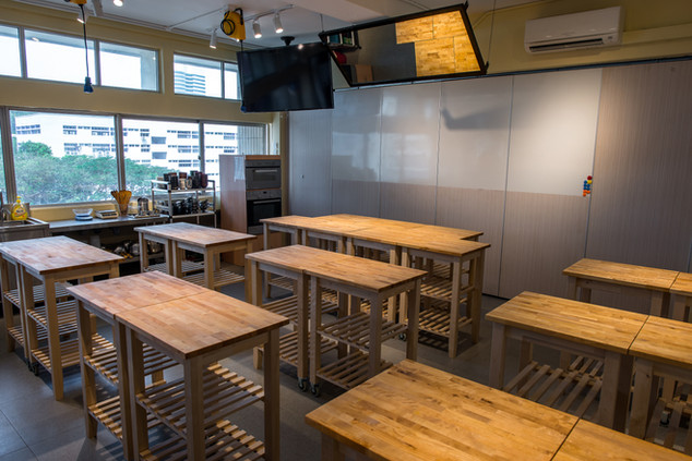 Kitchen / Classroom