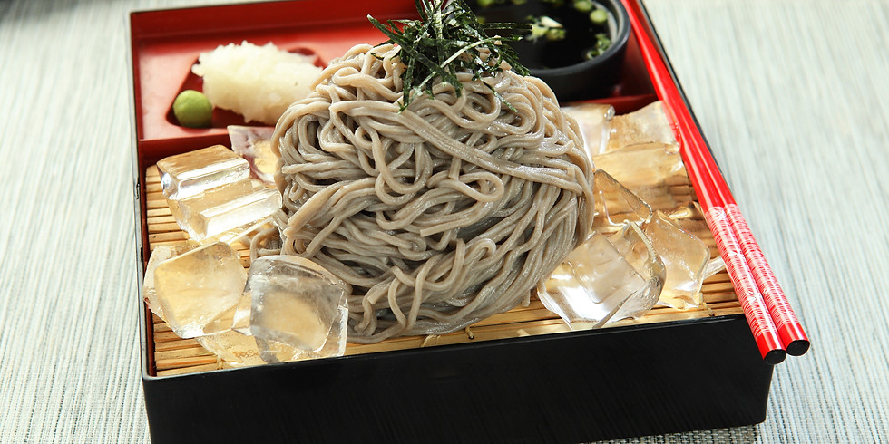 Hands on Traditional Soba Noodles