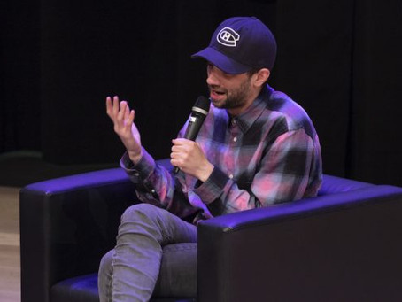 Jay Baruchel: on keeping the creative spirit alive
