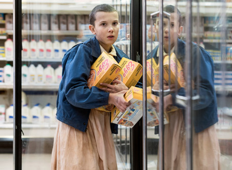 The Stranger Things success no one is talking about: the Eggo's
