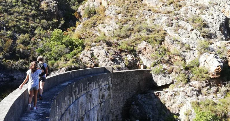 2nd Dam Wall - Hermanus