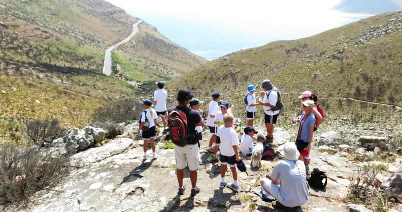 First stop along Chapman's Peak - Hout Bay