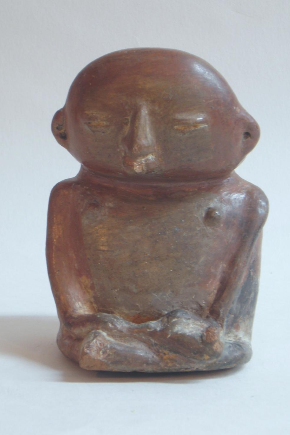 Pre columbian figure