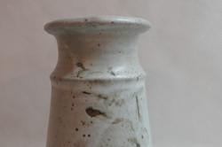 Modern stoneware vase