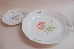 Meissen dinner plates
