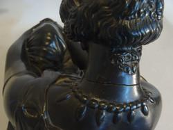 James Pradier, bronze Sappho (1850)